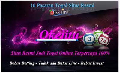 WEB JUDI TOGEL - SITUS TOGEL ONLINE TERPERCAYA